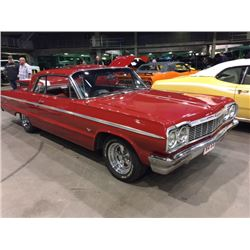FRIDAY NIGHT! 1964 CHEVROLET IMPALA SUPER SPORT TWO DOOR HARDTOP