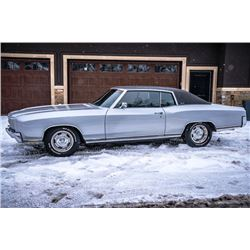 1970 CHEVROLET MONTE CARLO 2-DOOR HARD TOP