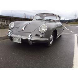 FRIDAY NIGHT! 1962 PORSCHE 356B KARMANN 1600 COUPE - AMAZING VINTAGE PORSCHE!