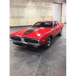 FRIDAY NIGHT! 1972 DODGE CHARGER COUPE