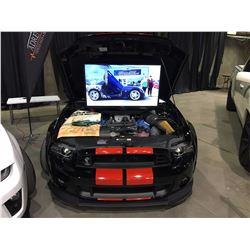 FRIDAY NIGHT! 2014 FORD SHELBY GT500 - ONLY 3277 MILES