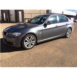 2011 BMW 325 4-DOOR
