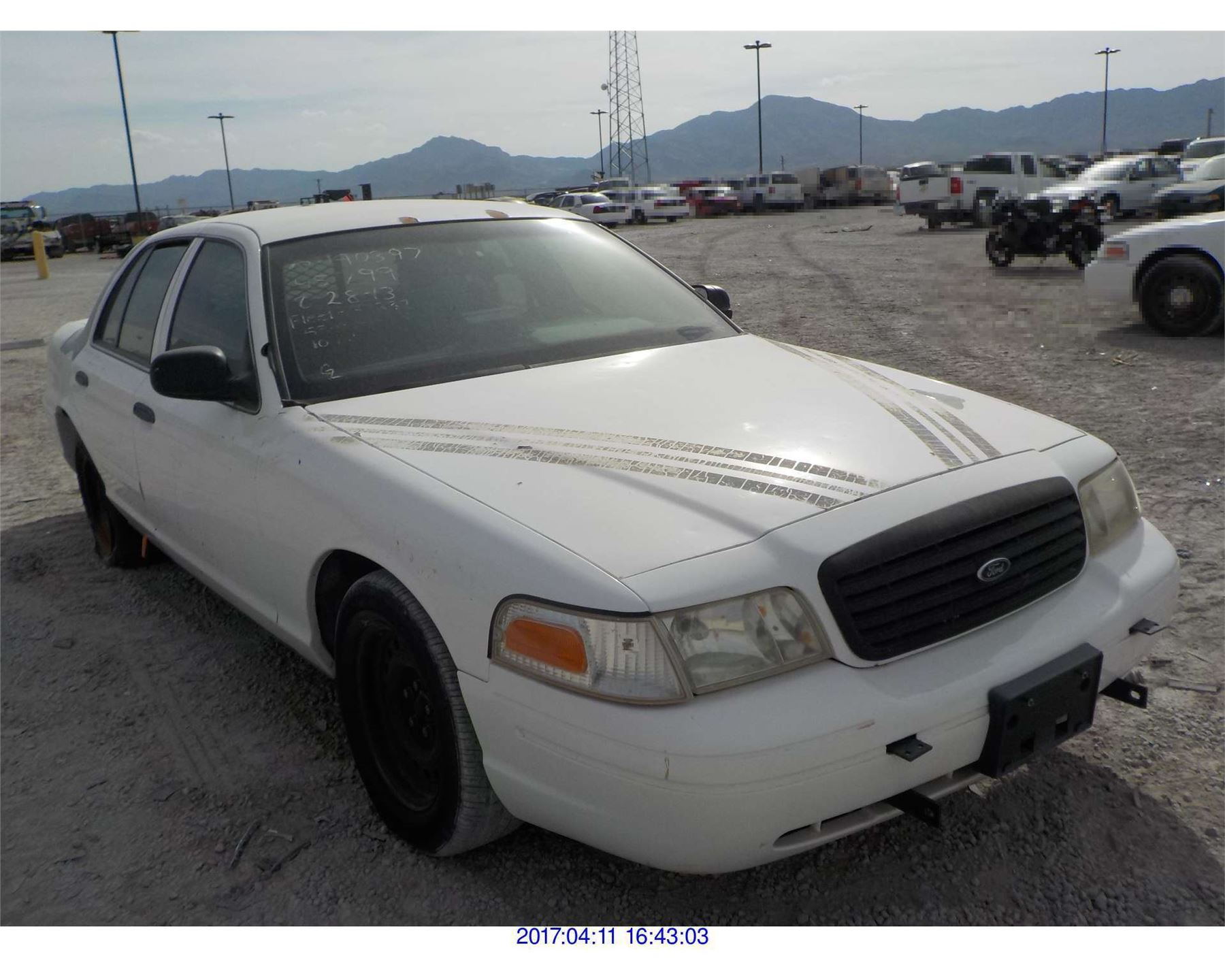 Ford Crown Victoria 2017 >> 2002 Ford Crown Victoria With Tx Title