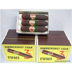 NOVELTY HANDERCHIEF CIGARS