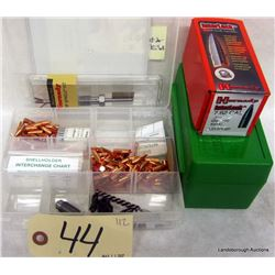 BOX LOT RELOADING ACCESSORIES