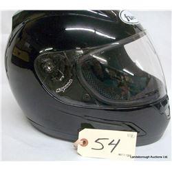MOTORCYCLE HELMET AS NEW
