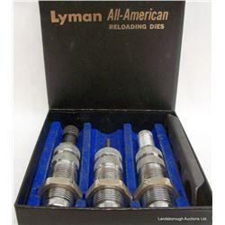 LYMAN DIE SET 41 S&W