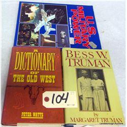 BOX LOT OF BOOKS/MAGAZINES