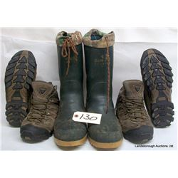BOOTS AND ATV ACCESSORIES