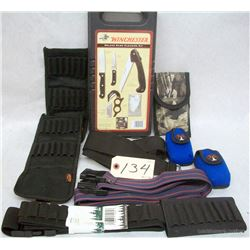 WINCHESTER DELUXE GAME CLEANING KIT - NEW