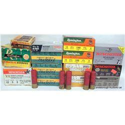 BOX LOT 12GA SHOTSHELLS