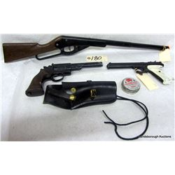 BOX LOT PELLET GUNS