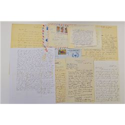 Collection of Letters ca.1800-1900