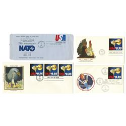 NASA Related First Day Covers and Stamps