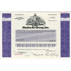 Alaska Air Group, Inc., 1990 Specimen Bond