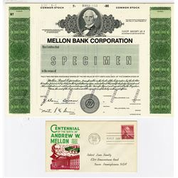 Mellon Bank Corp., ca.1960-1980