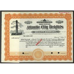 Atlantic City Heights Realty Co.