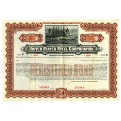 United States Steel Corp., 1951 Specimen Bond