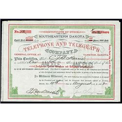 Southeastern Dakota Telephone and Telegraph