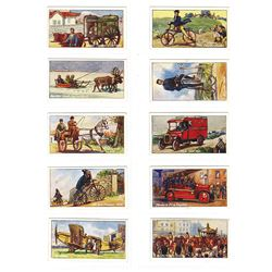Jacob's Biscuits, 1924 Cigarette Card set.