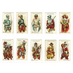 John Player & Sons, 1909 Cigarette Card Set.