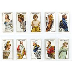 John Player & Sons, 1912 Cigarette Card Set.