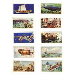 John Player & Sons, 1930 Cigarette Card Set.