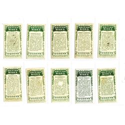 Ogden's, Branch of Imperial Tobacco Co. of GB & N. Ireland, 1905 Cigarette Card Set.