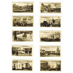 W.A. & A.C. Churchman 1924 Cigarette Card Set.