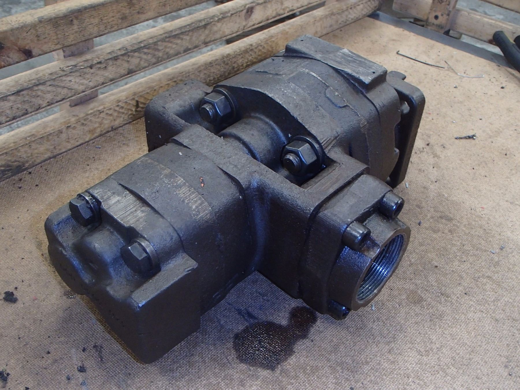 Hydraulic Vane Pumps: Types, Uses And Tips For Their Operation