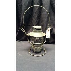 Dressel Ny Nh & H Rr Lantern Clear Adlake Kero globe