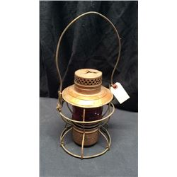 Hanland Lantern With Traffic Guard Globe
