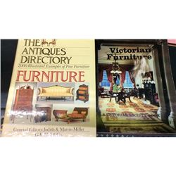 2 Antique Furniture Books