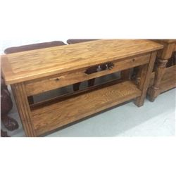 Pine Sofa Table