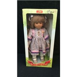 Steiff Silvia Doll In box great condition