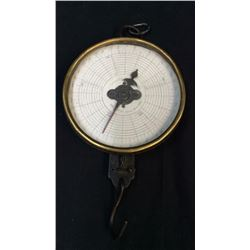 Round Hanging Scale