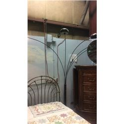 Large 5 Light Living Room Lamp