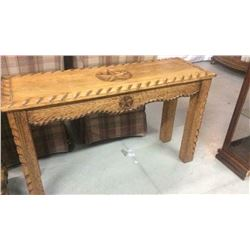 Western Star Sofa Table