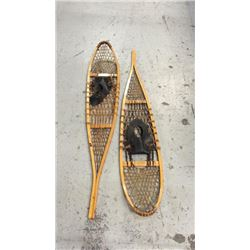 "Northwoods Snowshoes 56""L Northwoods brand made in Canada for  Safesport. Co Denver, Colo"