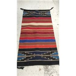 100% Wool Saddle Blanket 32''x64''
