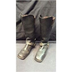 U.S. Calvary Boots with Spurs