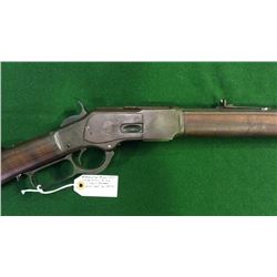 Winchester 1873 Lever Action Rifle Cal.38-40 Date 1888 Octagon Barrel