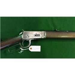 Winchester 1894 Lever Action Rifle Cal.38-55 Date 1896 Serial #74043