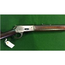 Winchester 1886 Lever Action Rifle Cal.40-65 Date 1891 Serial # 61346