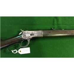 Winchester 1892 Lever Action Rifle Cal.32-20 Date 1892 Serial #19122