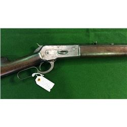 Winchester 1886 Lever Action Rifle Cal.38-56 Date 1892 Serial #70739