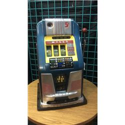 Mills High Top 5 Cent Slot Machine