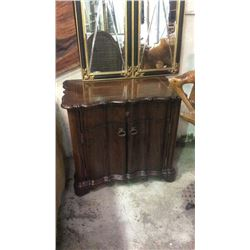 Century Rustic Night Stand