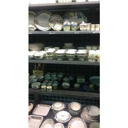 Mikasa Intaglio Dish-ware Set Over 125pcs