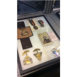 Collection of Military Medals